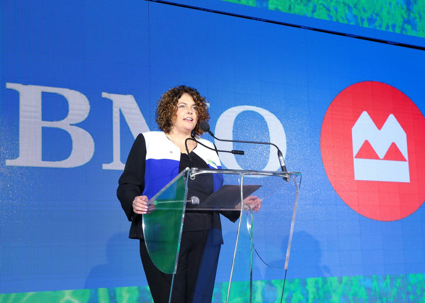 BMO Sponsor of WOE